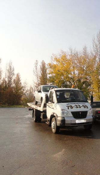 Транспортировка автомобилей в Пензе