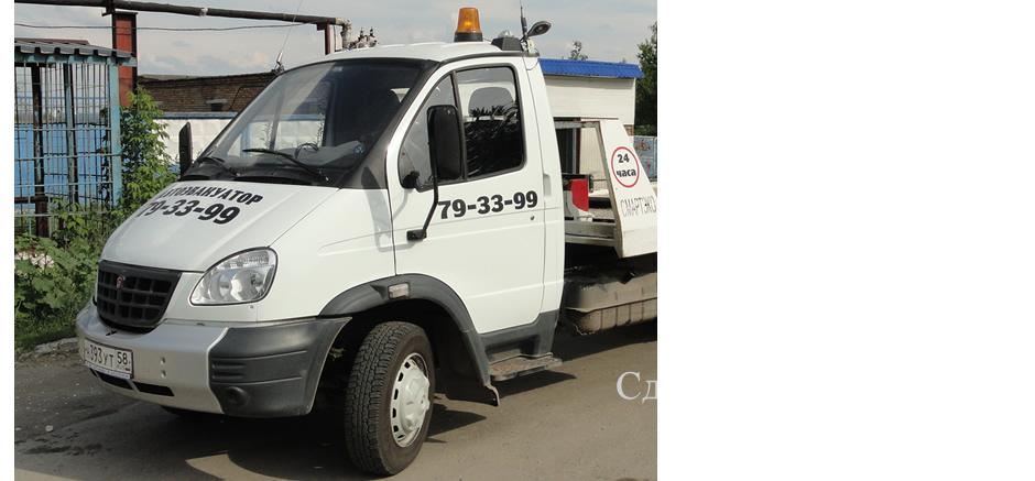 Эвакуатор со сдвижной платформой - помошник в аварийных ситуациях